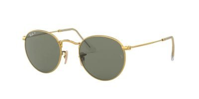 Ray-Ban Round Metal Arista B3447 001