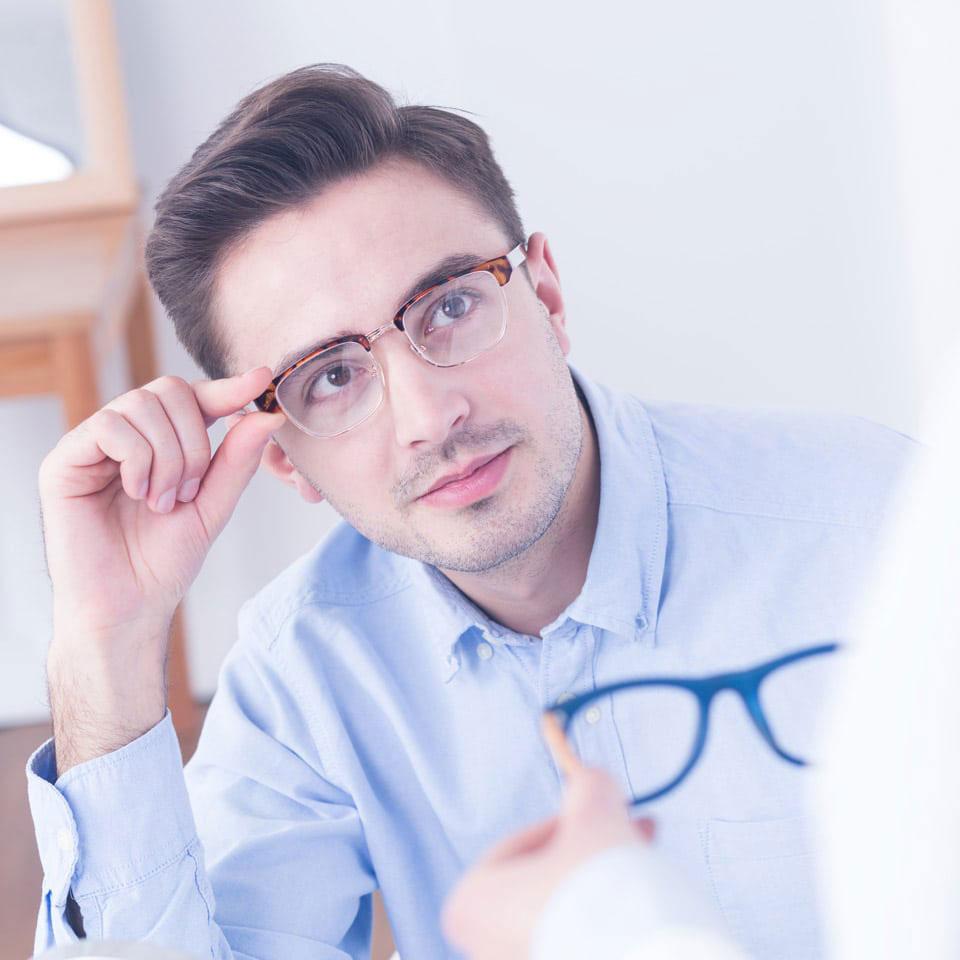 garanzia legale occhiali ottica lux