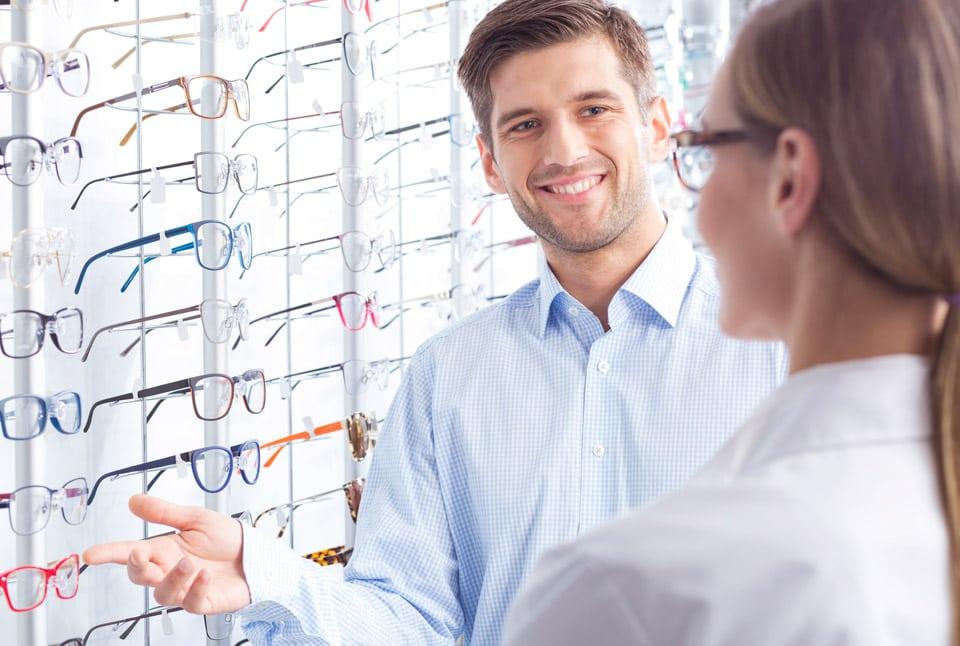 garanzia occhiali ottica lux