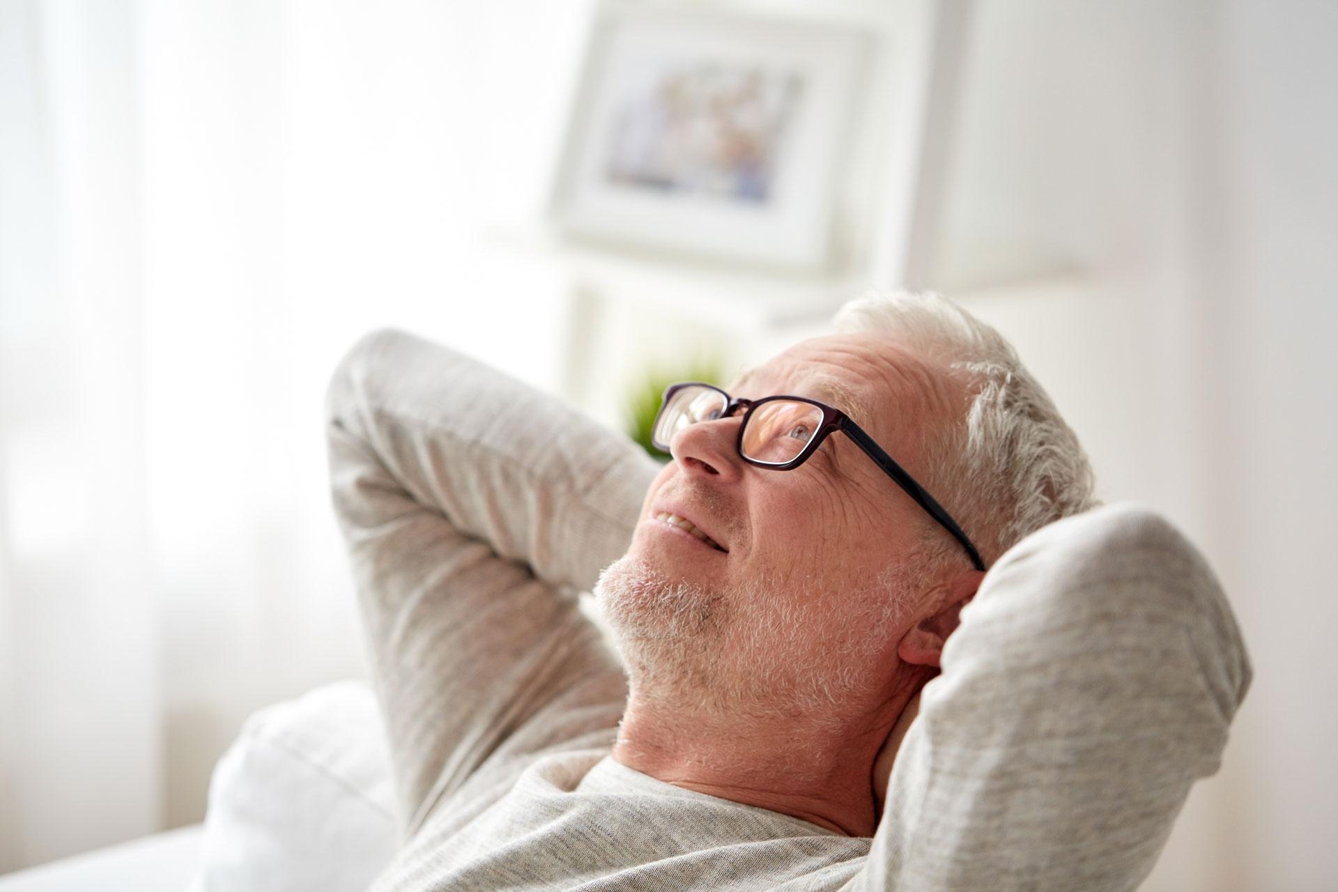 occhiali con lenti progressive