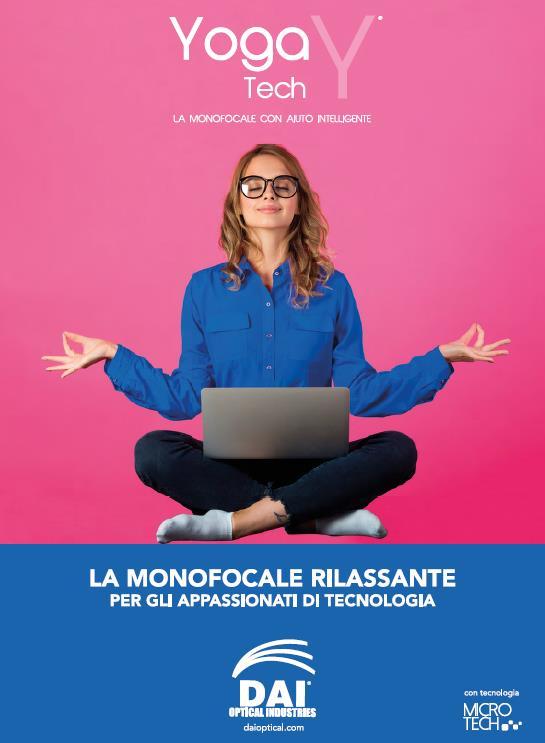 Lenti Relax ad Aiuto Accomodativo - YogaTech