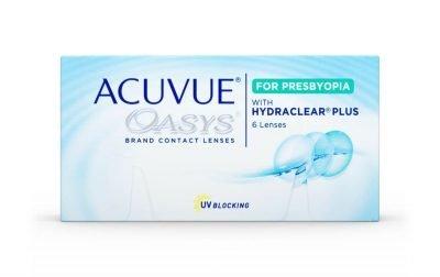 ACUVUE Oasys for Presbyopia lenti