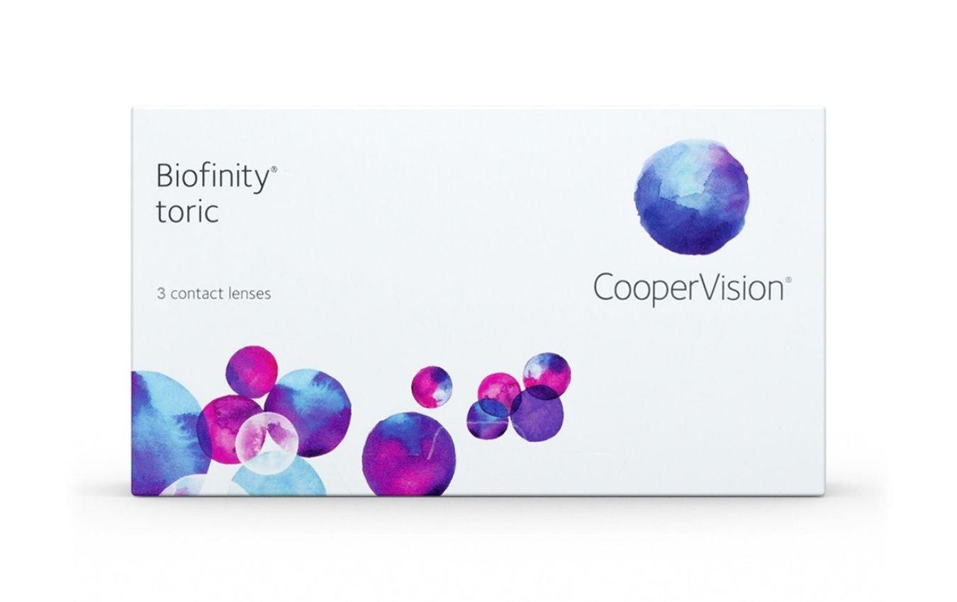 Lenti Biofinity Toric Multifocal