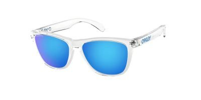 Oakley Frogskins Crystal Clear