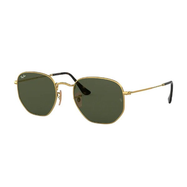 Ray-Ban hexagonal 0RB3548N 001