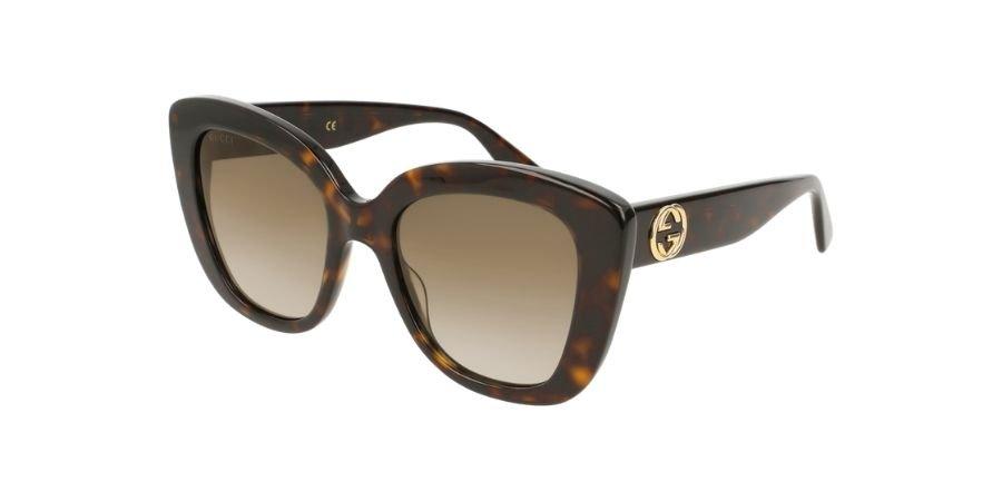 Occhiali da sole Gucci Logo GG0327S-001
