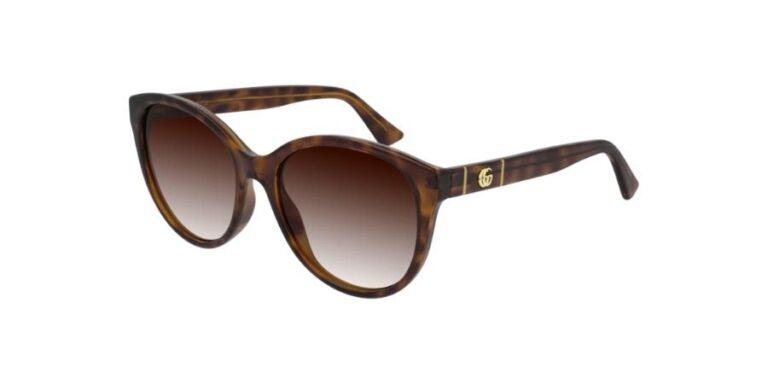 Occhiali da sole Gucci Logo GG0631S-002