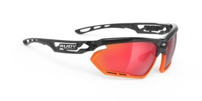 Rudy Project Fotonyk Crystal Graphite - RP Optics Multilaser Red