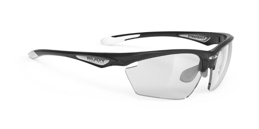 Rudy Project Stratofly Black Gloss - ImpactX Photochromic 2 Black