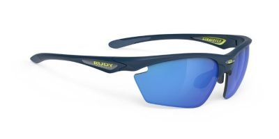 Rudy Project Stratofly Blue Navy Matte - RP Optics Multilaser Blue