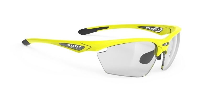 Rudy Project Stratofly Yellow Fluo Gloss - ImpactX Photochromic 2 Black